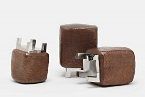 Blocks / Copper, Stainless Steel